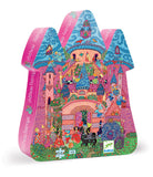 Silhouette Puzzle - Fairy Castle 54PC