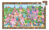 Observation Puzzle - Princess 54PC