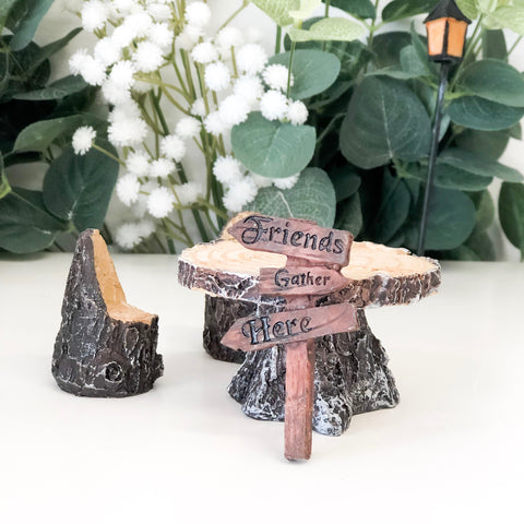 Fairy House Dress Boutique Night Light