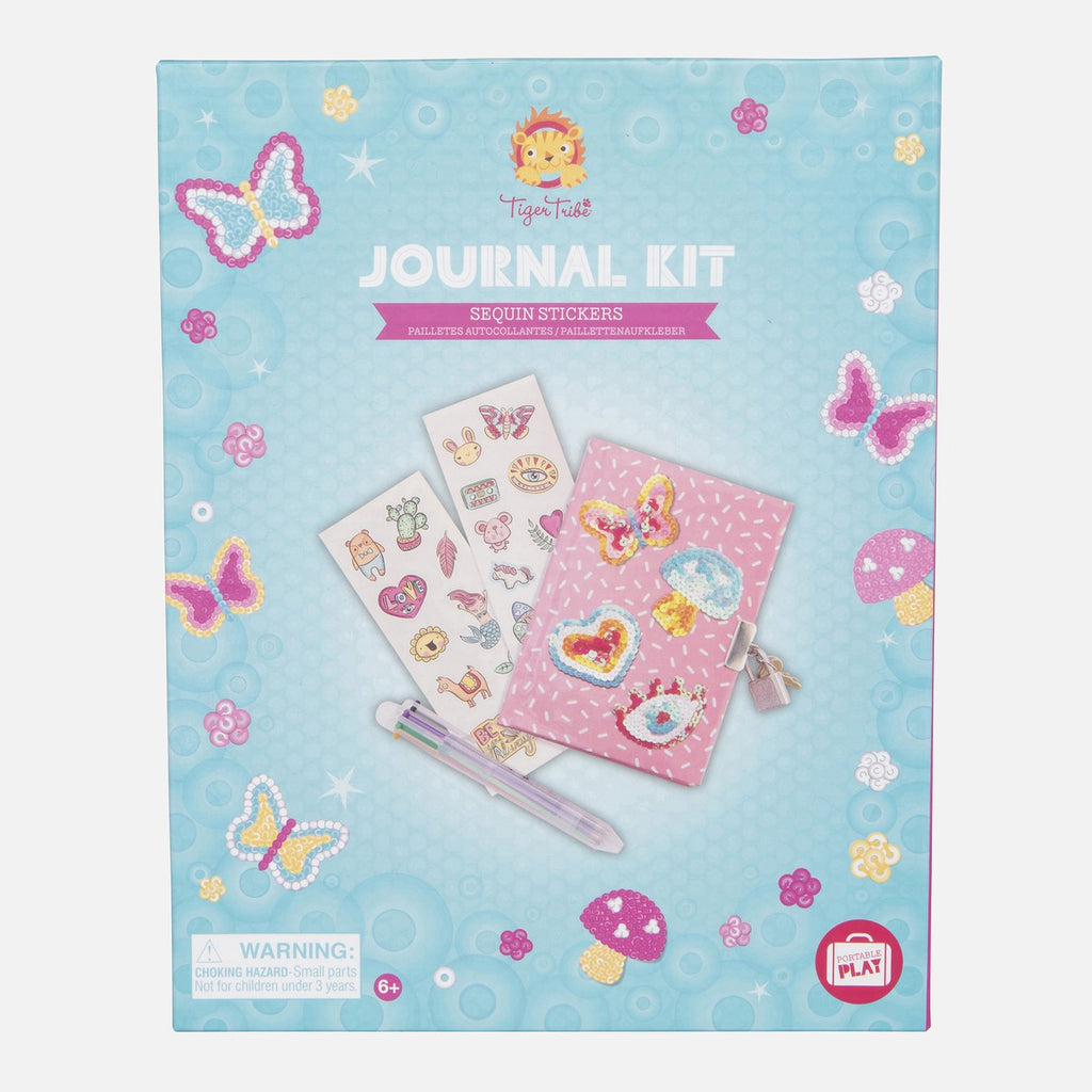 Journal Kit - Sequins