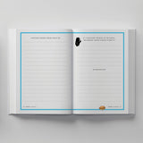 Kids Journal -  Electric Blue Growth Mindset Journal