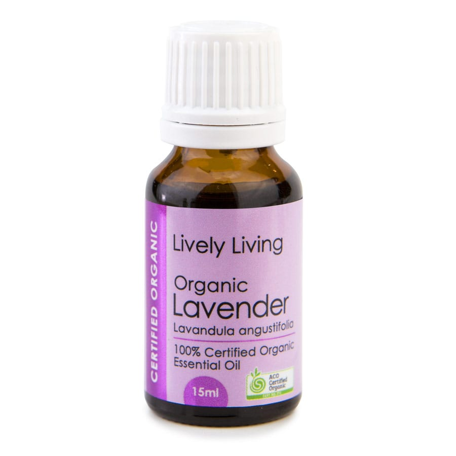 Organic Oil 15ml - Lavender
