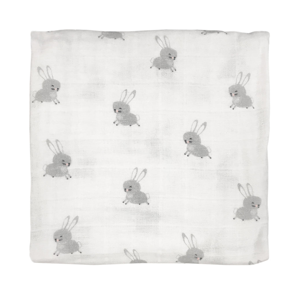 Floating Bunny Muslin - Mister Fly