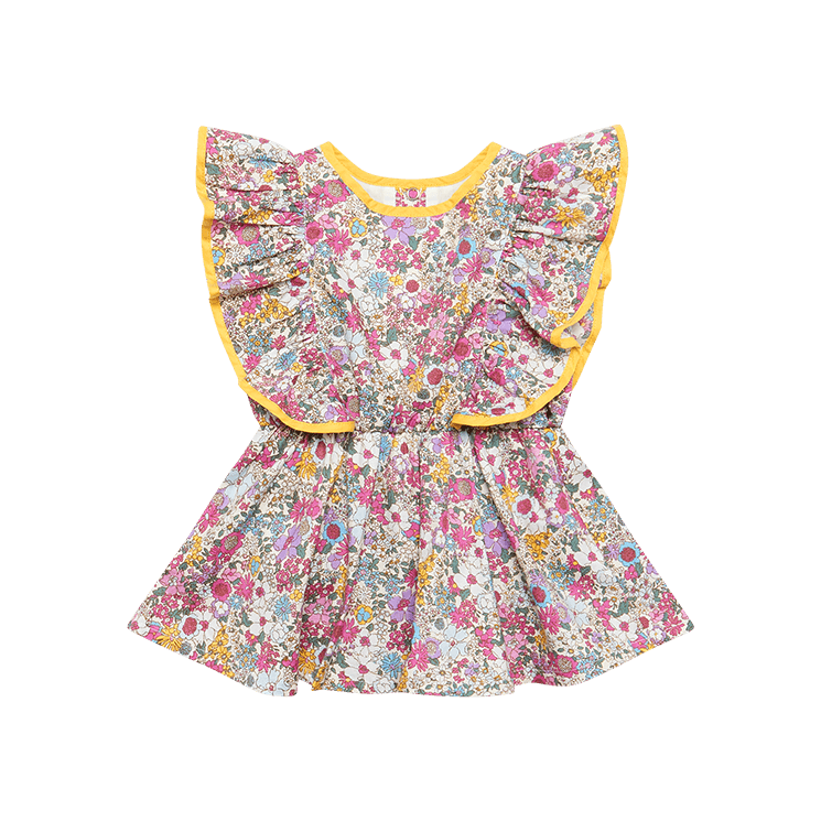 Baby Angel Floral Dress