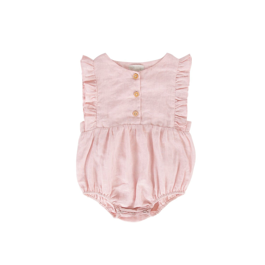 August Playsuit - Pink