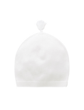Essentials Newborn Beanie - White