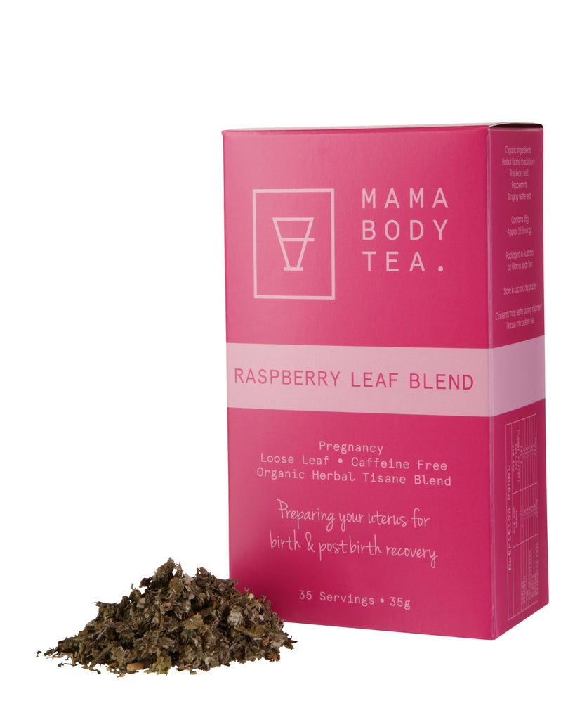 Mama Body Tea - Raspberry Leaf Blend