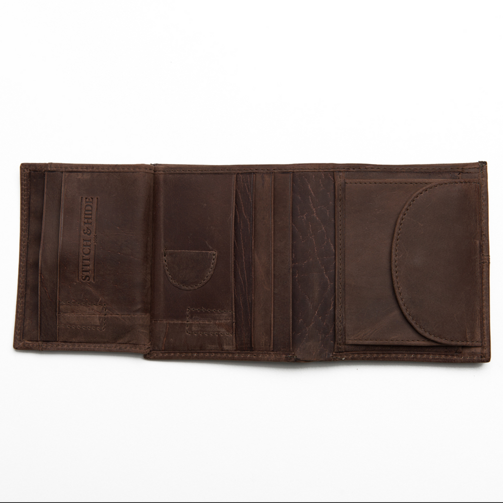 Bernard Wallet - Dark Brown
