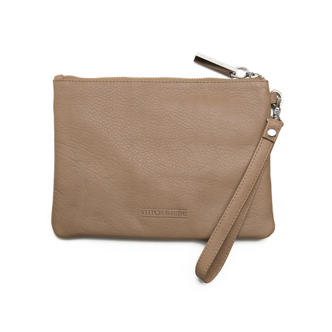 Cassie Clutch - Maple