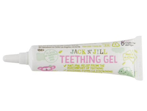 Teething Gel -Natural