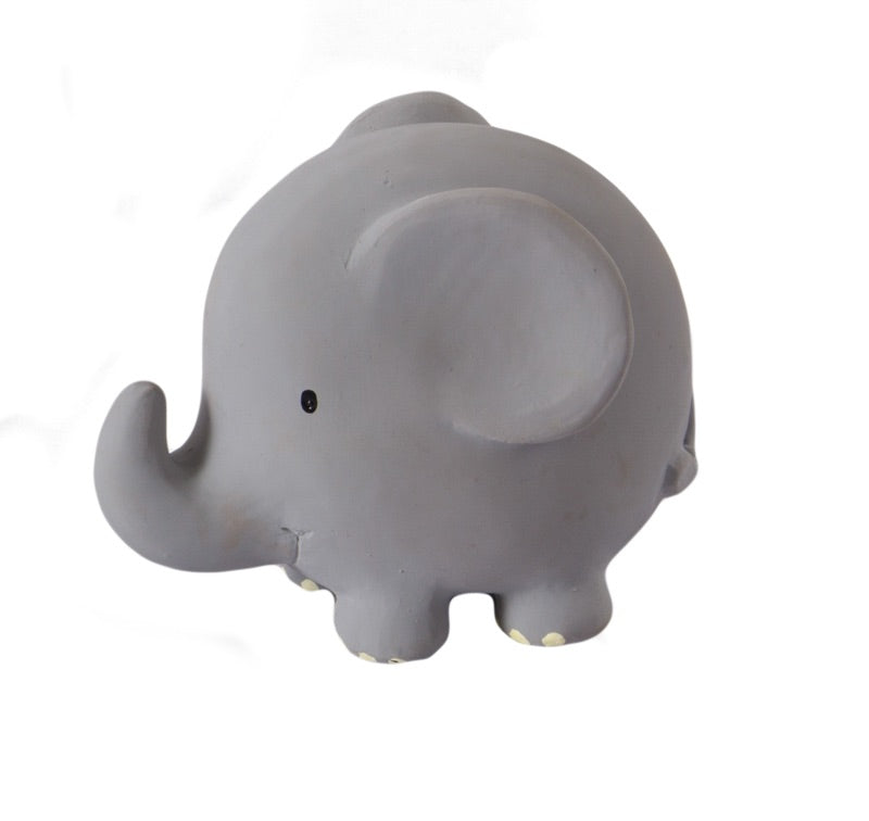 Rubber Elephant Teether