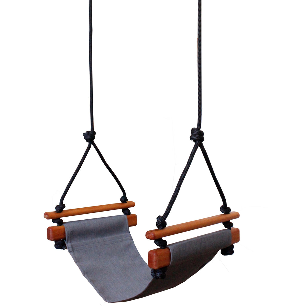 Child Swing - Slate Grey