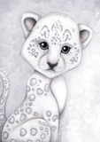Prince the Snow Leopard