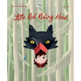 Sassi Die-Cut Book - Little Red Riding Hood