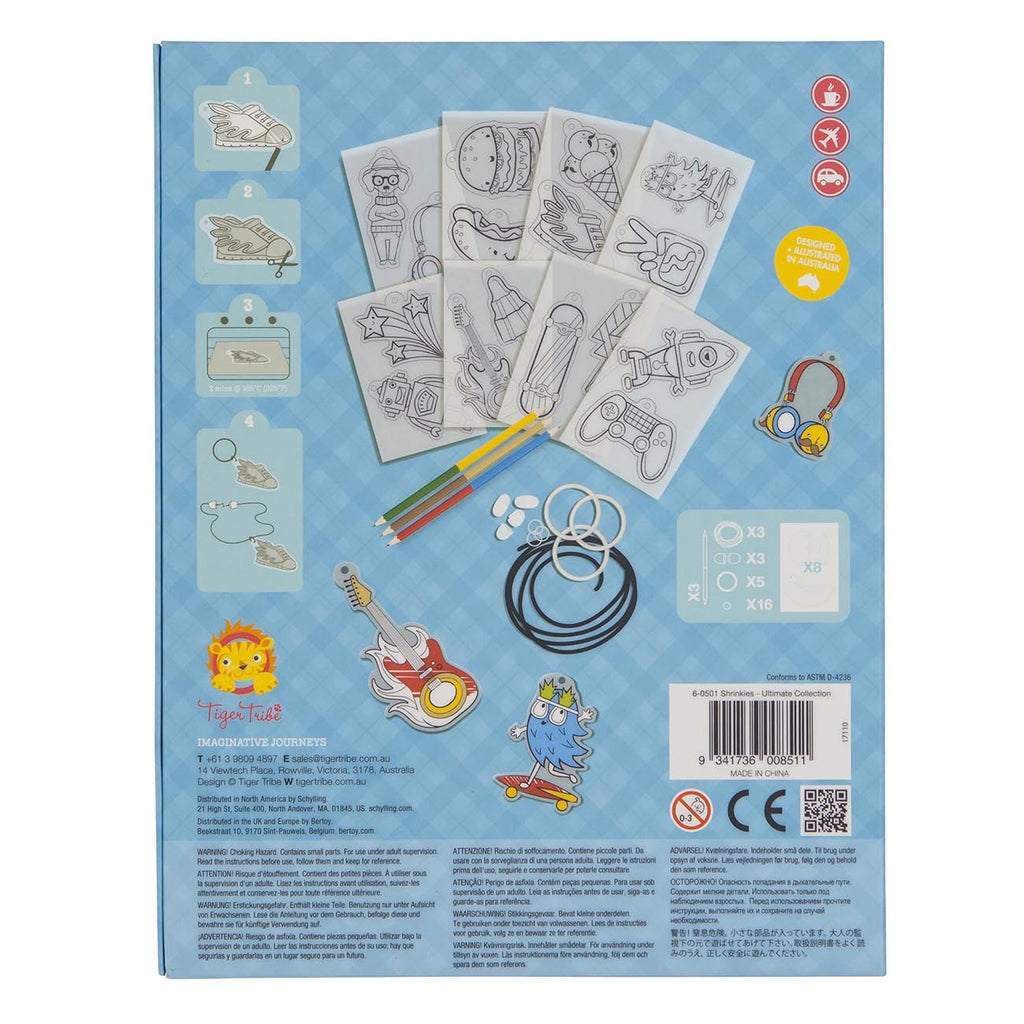 Shrinkies - Ultimate Collection
