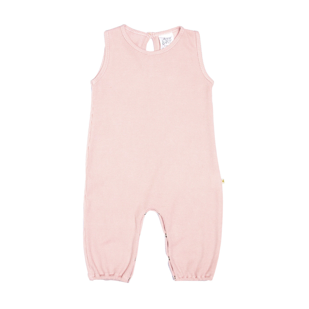 Amele Playsuit - Pink