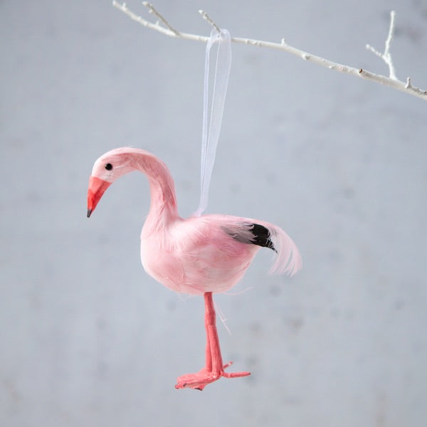 Decoration - Pale Pink Flamingo