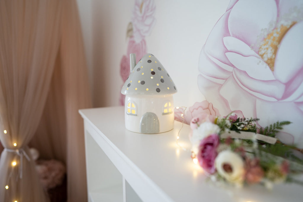 Little Belle Elfin House - Grey