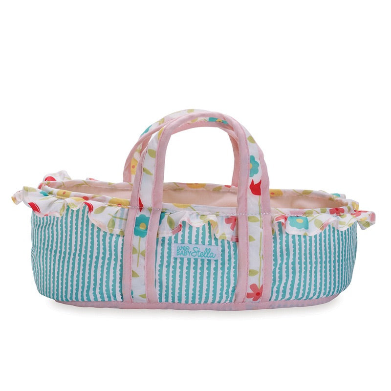 Wee Baby Stella - Sweet Dreams Bassinet