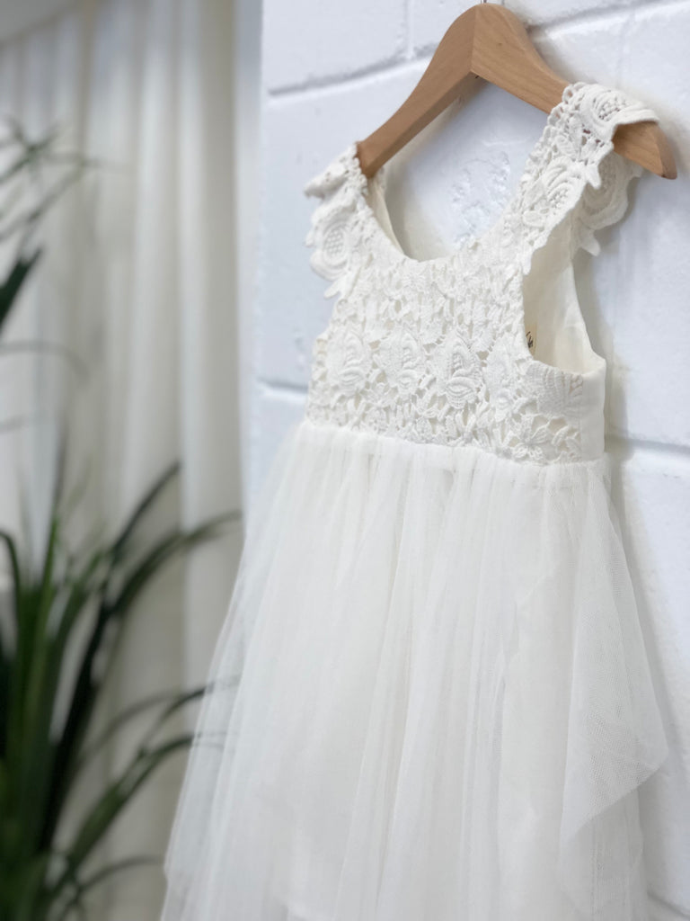 Fairy Dress - White