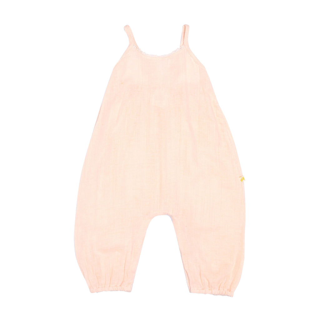Lou Lou Playsuit - Pink