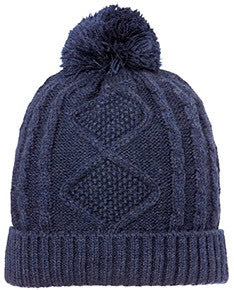 Brussels Beanie - Midnight