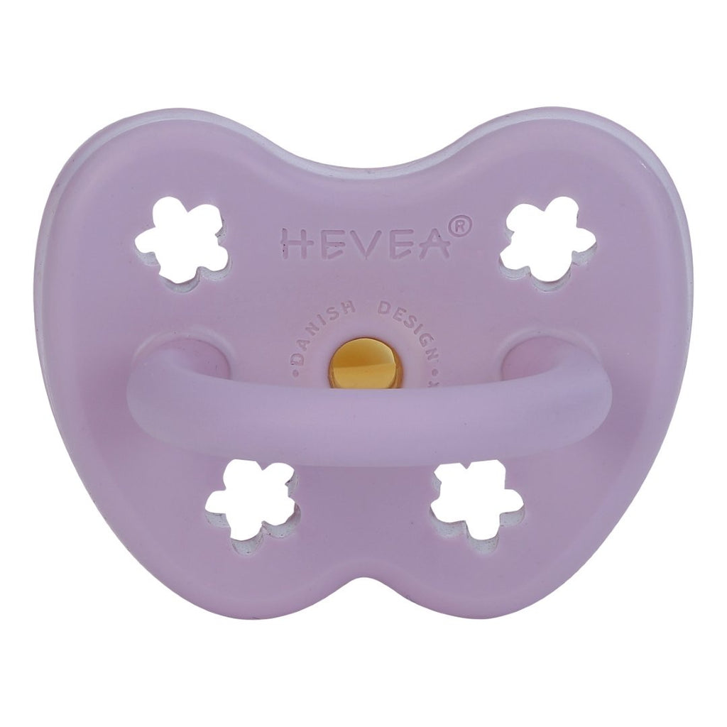 Hevea Lavender Pacifier - Orthodontic