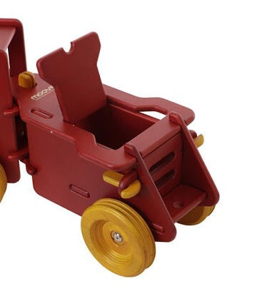 Moover Dump Truck - Red