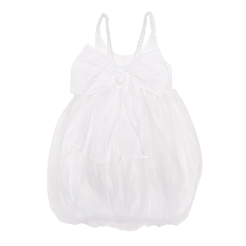 Piper Party Dress - White
