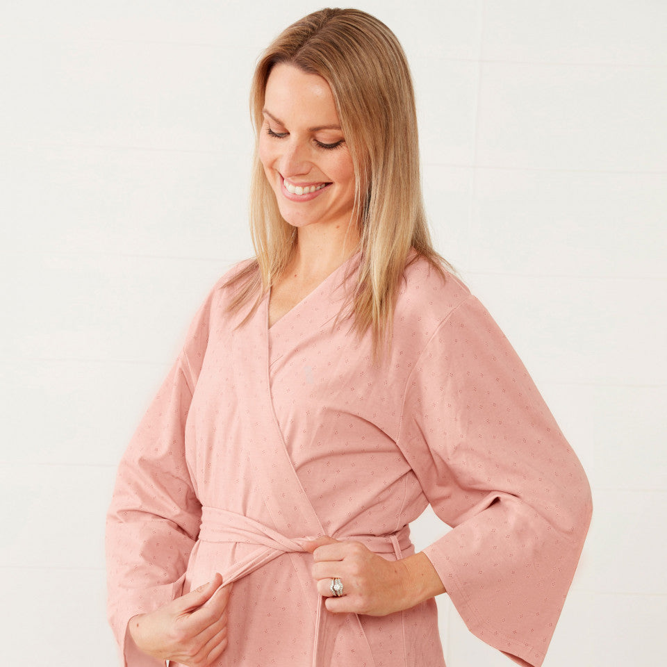 ergoPouch Matchy Matchy Robe 0.2 TOG - Berries