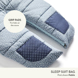 ergoPouch Sleep Suit Bag 2.5TOG - Spring Leaves
