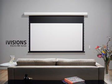 IVisions Screen - Electro HD Tensioned - 16:9