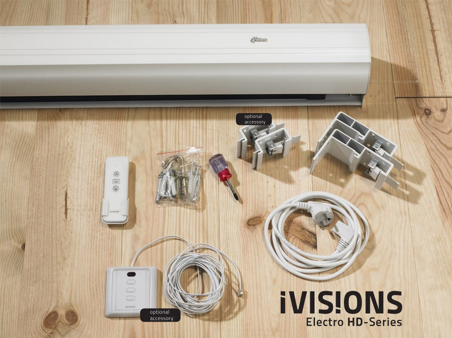 IVision Screen - Electro HD Tensioned - 16:9