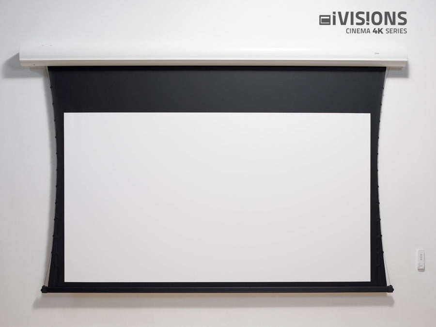 IVision Screen - Cinema 4K Series Tab-tensioned - 16:9 - Gain 1.0 (IN DEMO)