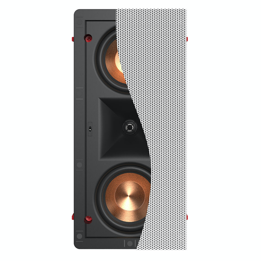 Klipsch - Custom Instal - Reference - PRO 24RW LCR - White grill (Per stuk)