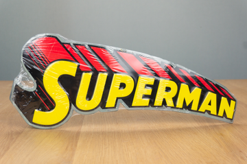 Metal sign - Superman logo