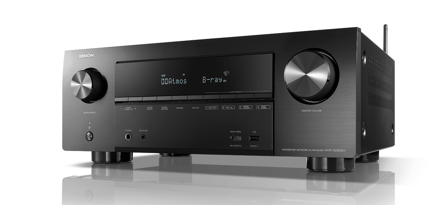 Denon - AVR-X2600H (IN DEMO)