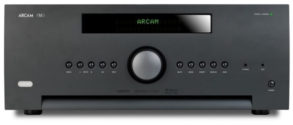 Arcam AVR390 (permanent in demo in de zaak)