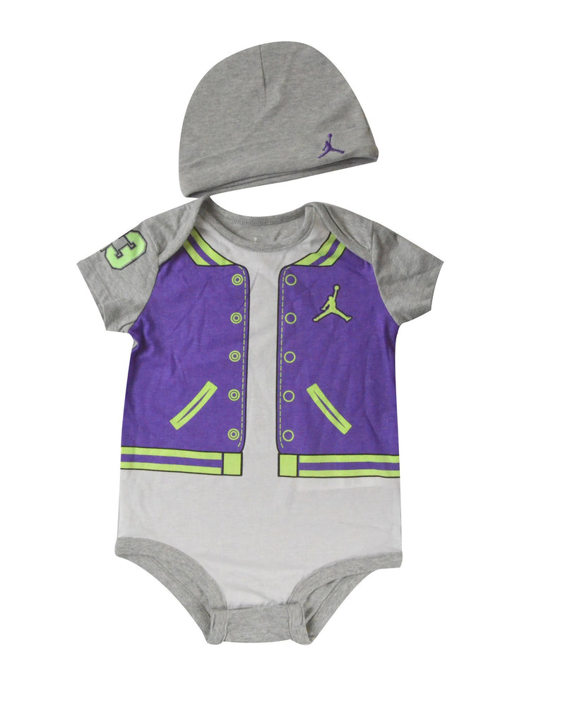 NBA Baby Body Suit with Cap