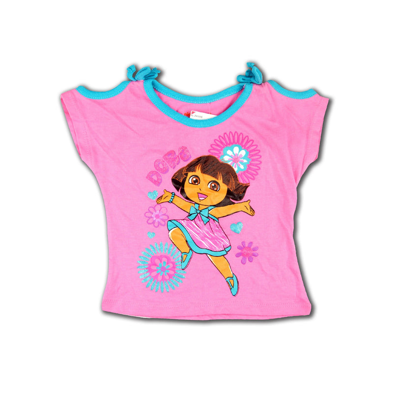 Dora Explorer Baby Girl Doll Tee