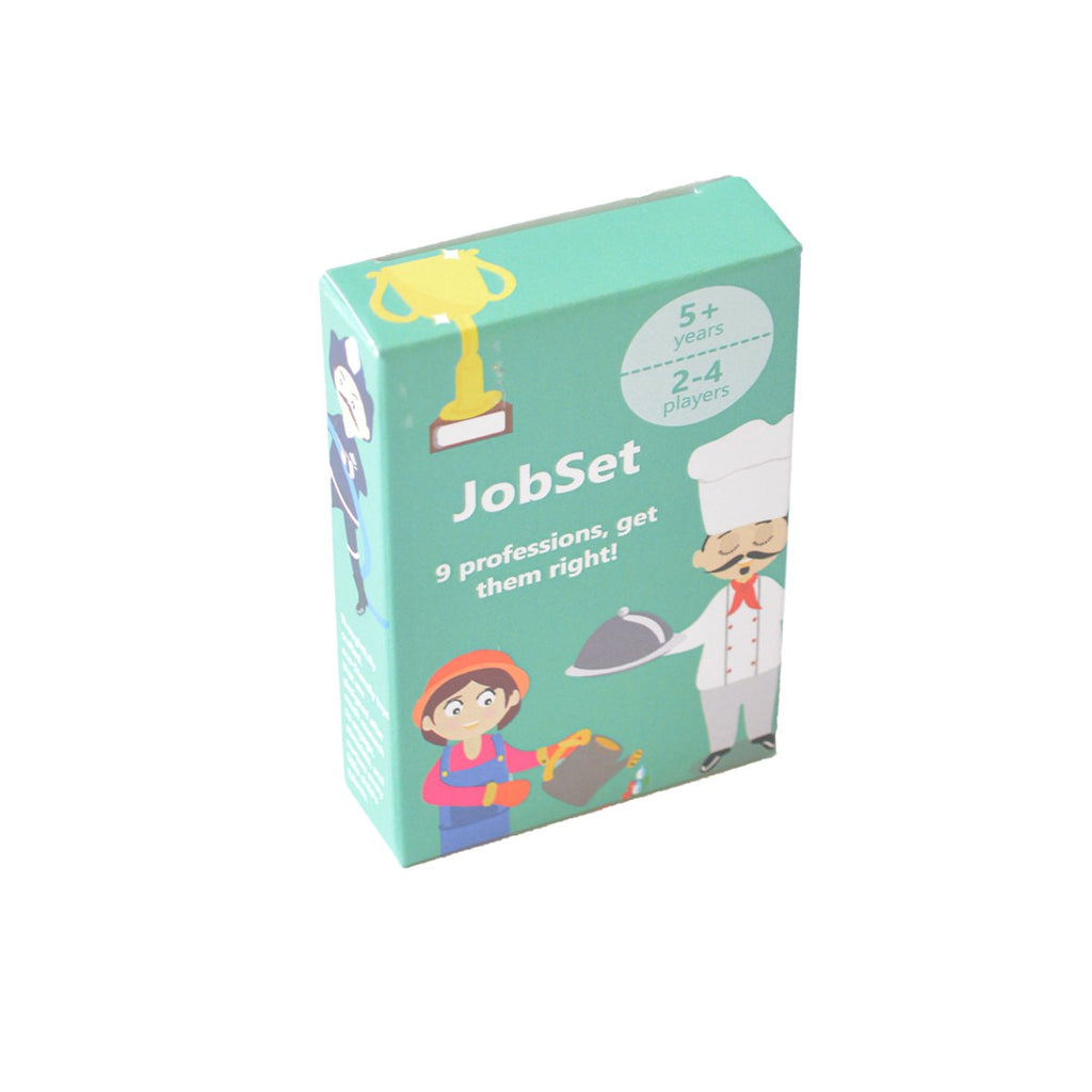 Shumee Toys Job Set Playing cards