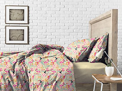 Haus & Sie Birds Design Bed in a Bag Bedding Set