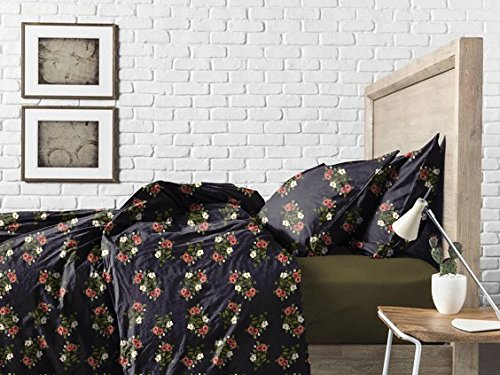 Haus & Sie Periwinkle Design Bed in a Bag Bedding Set