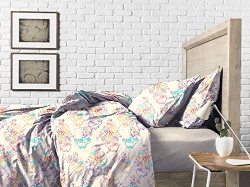 Haus & Sie Indian Elephant Bed in a Bag Bedding Set