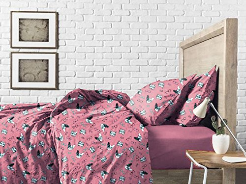 Haus & Sie Raining Cats & Dogs Bed in a Bag Bedding Set