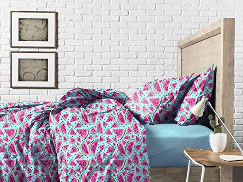 Haus & Sie Watermelon Design Bed in a Bag Bedding Set