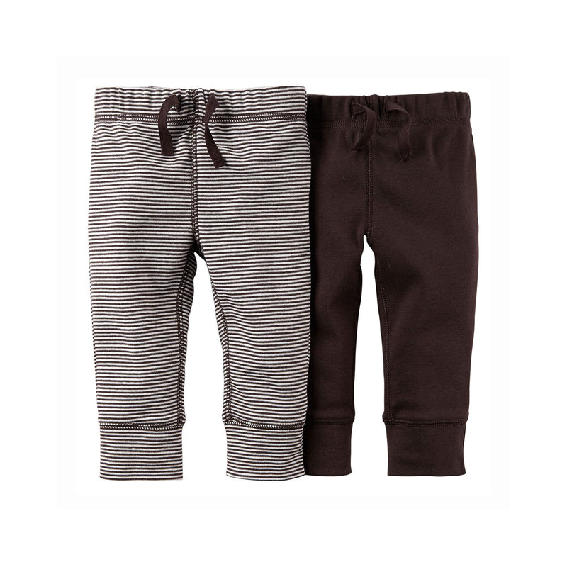 Pull-On Pants -Baby-Boys-2pk