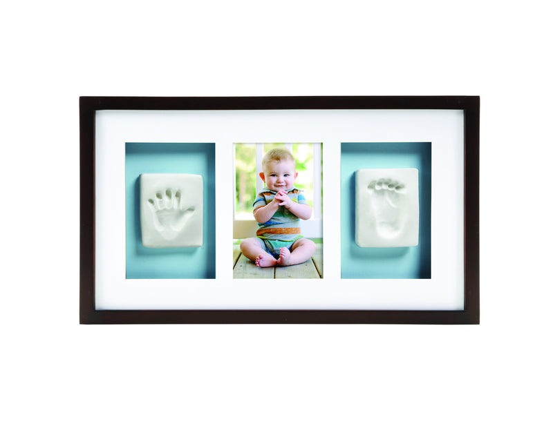 Babyprints Wall Frame Triple - White
