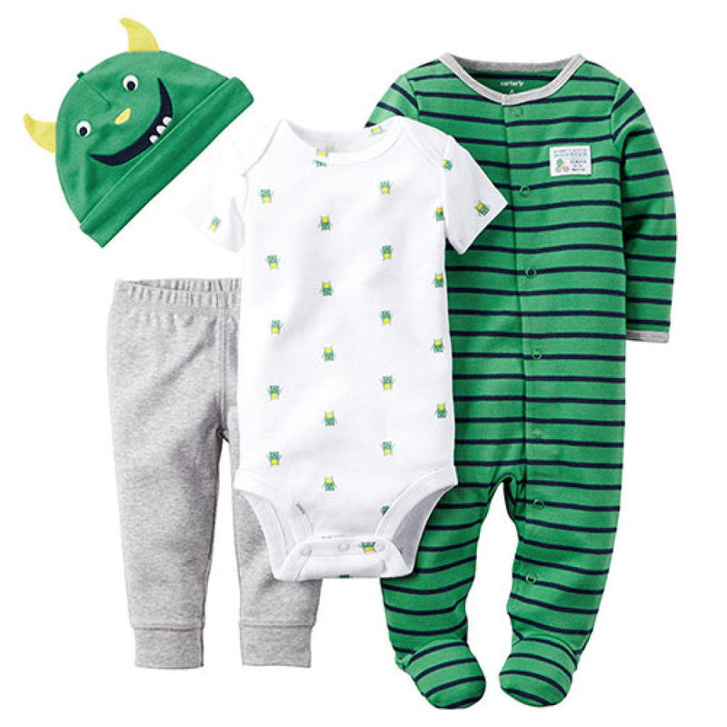 Baby-Boys-Monster-4-pc-Set