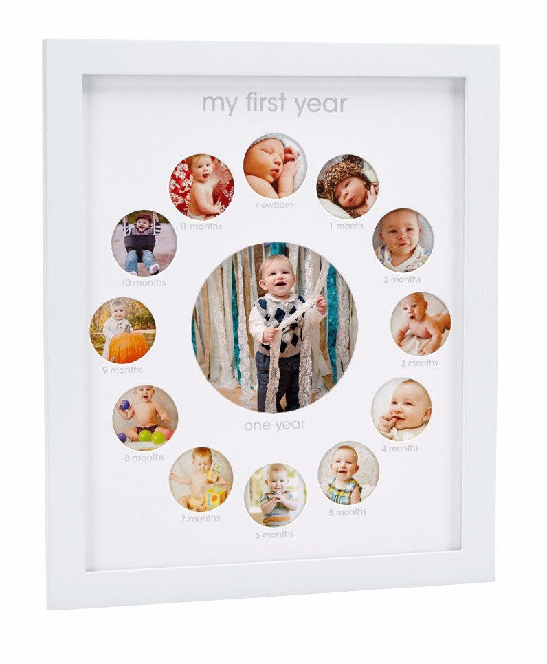 First Year photo Frame